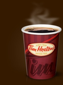 What is the Canadian fascination with Tim Hortons? (photo: timhortons.com)