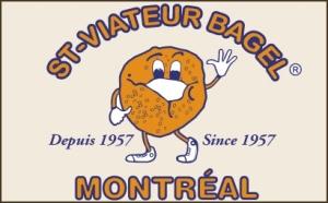 St-Viateur bagels rock my world (logo via St-Viateur Bagels)
